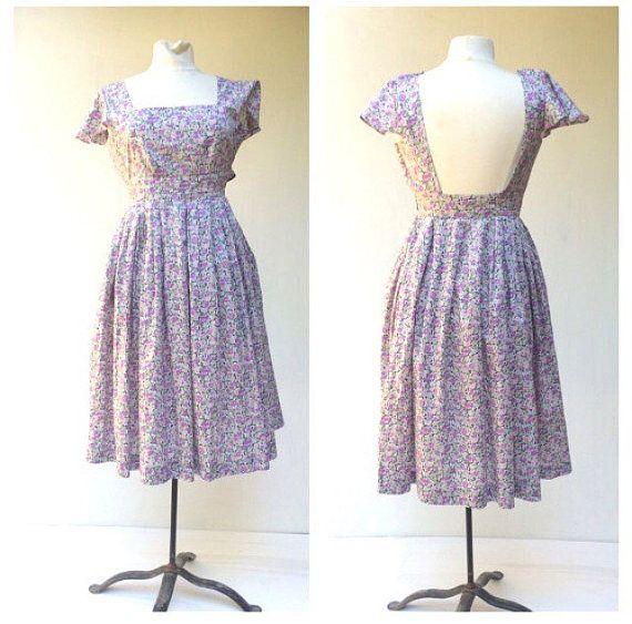 L Endroit Ou Acheter Et Vendre Tout Le Fait Main Backless Dress Formal Vintage Dresses Dresses