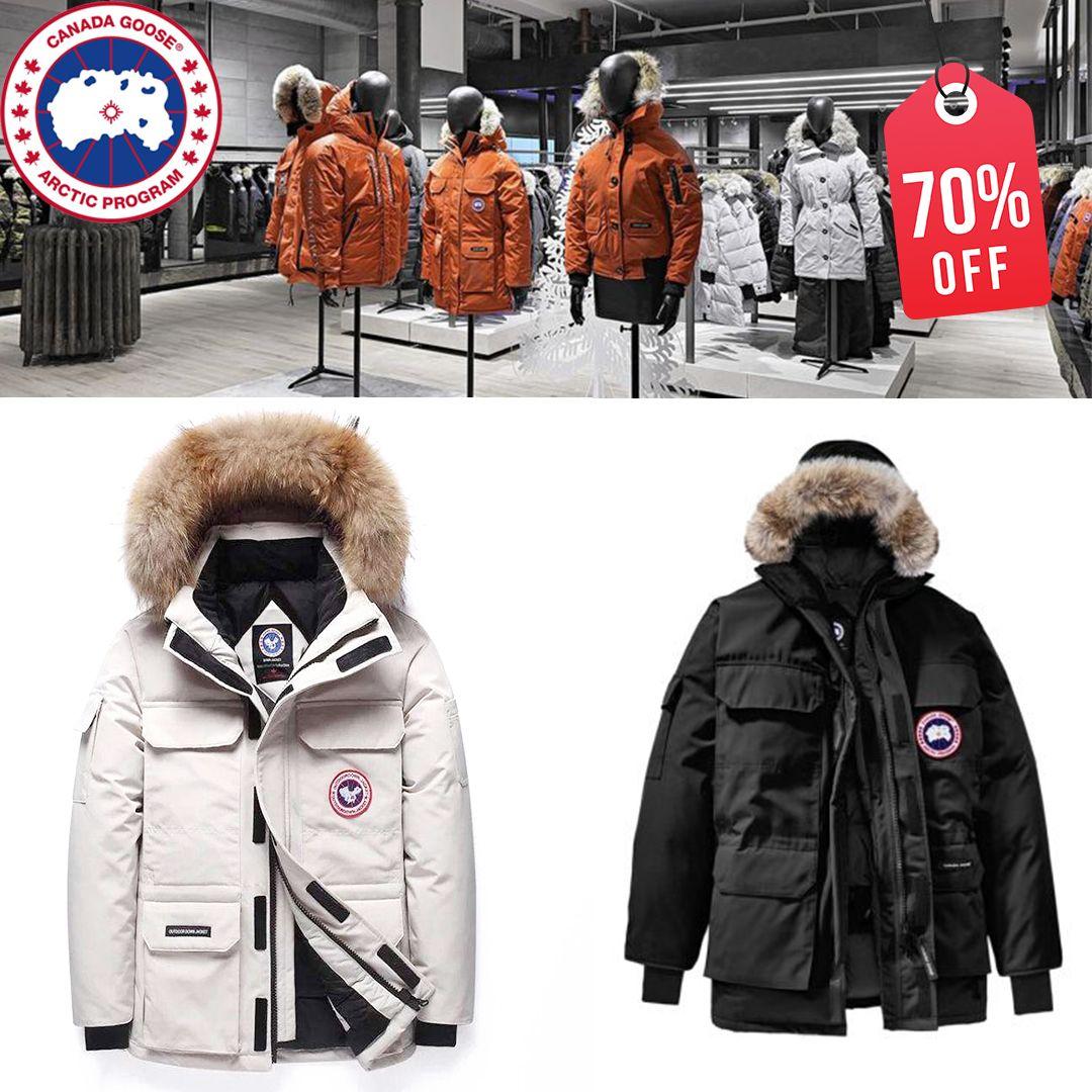 Black Friday Sale Warm Winter Jackets Down Coat Canada Goose Women