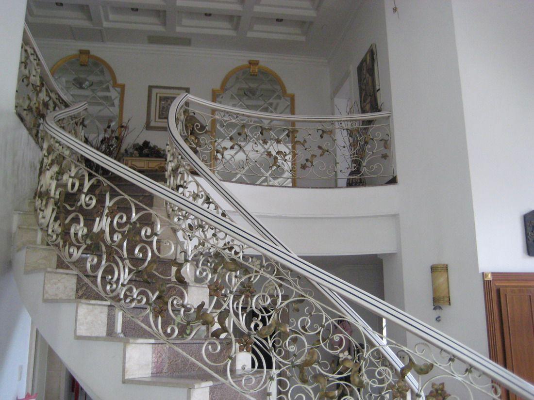 Wrought iron railing inside house - Stair Railings Iron Luxury Http Www Potracksmart Com Stair