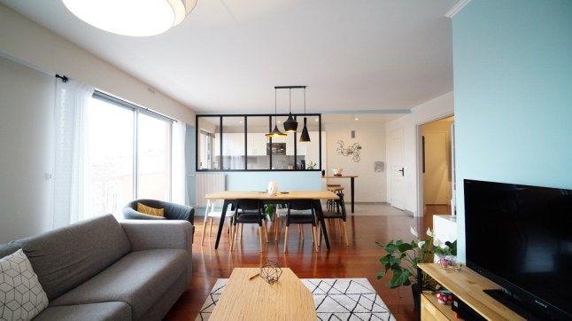 Un appartement familial totalement réaménagé - PLANETE DECO a homes - Refaire Electricite Maison Cout