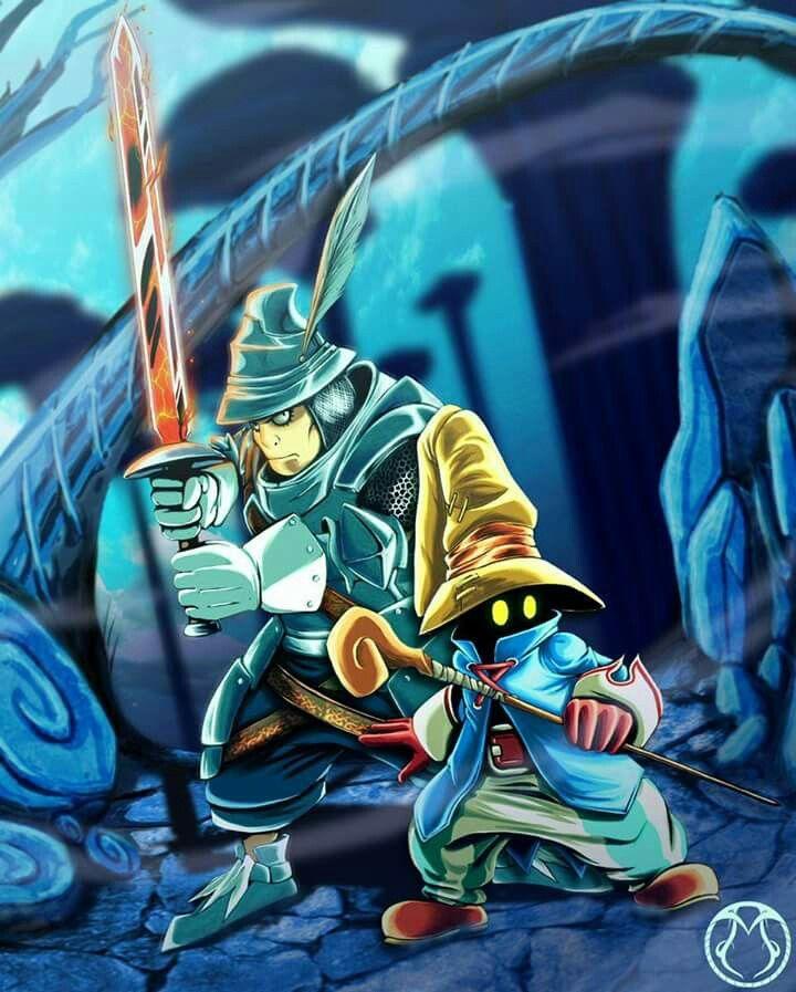 Final Fantasy IX: Steiner & Vivi
