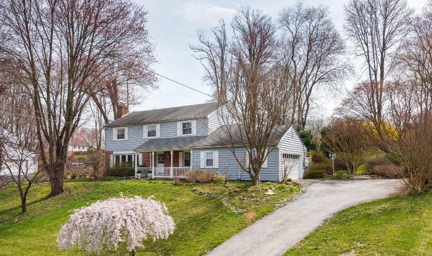Home for sale at 219 Foxcroft Rd Broomall, PA 19008 in