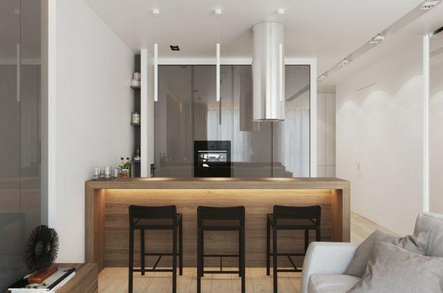 cuisine-moderne-design-noir-blanc.jpg (640×423)   JodyTate ...