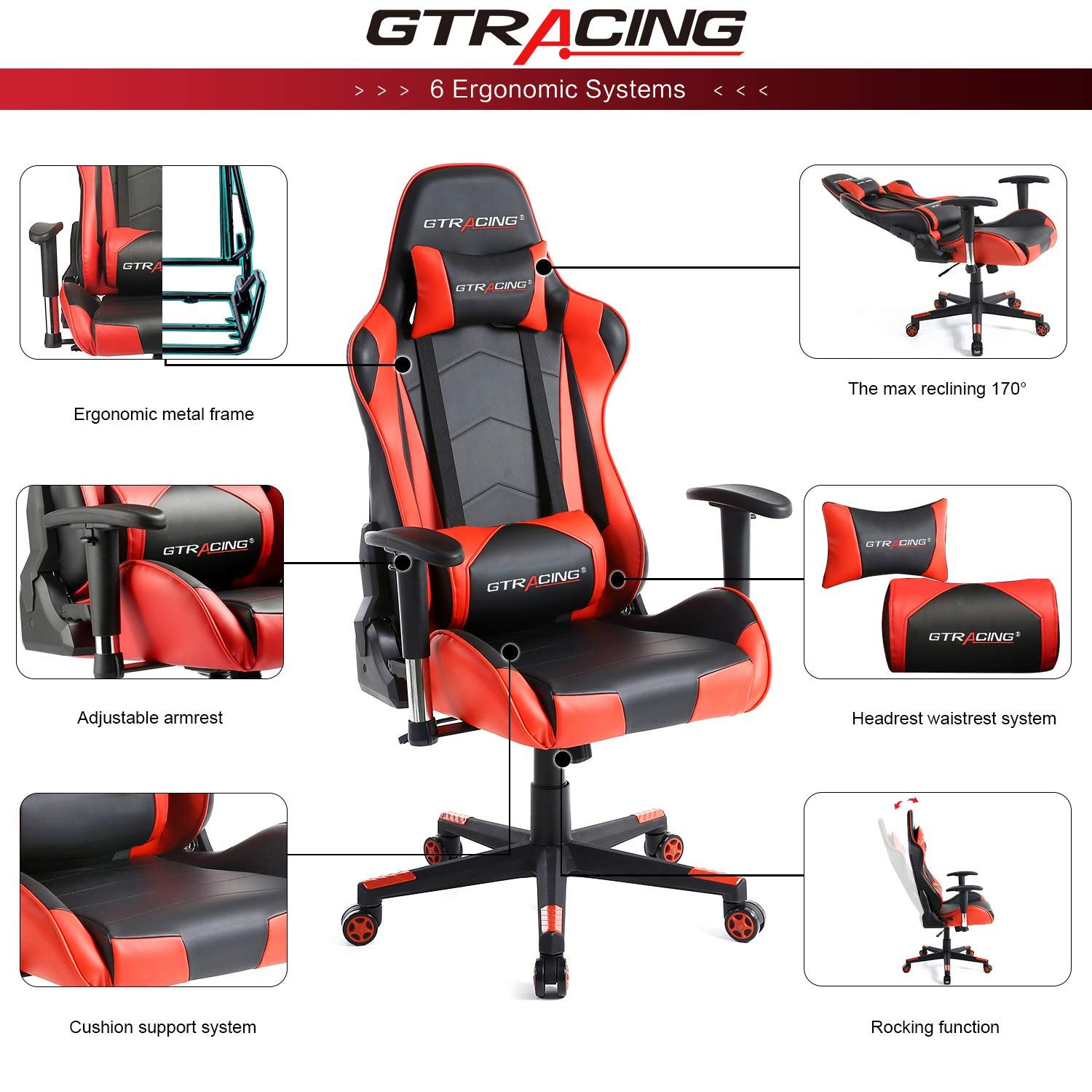 Perfect For Gaming Gtracing Is Dedicated To Make The Best Gaming Chair For Pro Gamers Choose Us And Improve Your Gaming Expe Sport Chair Gaming Chair Chair