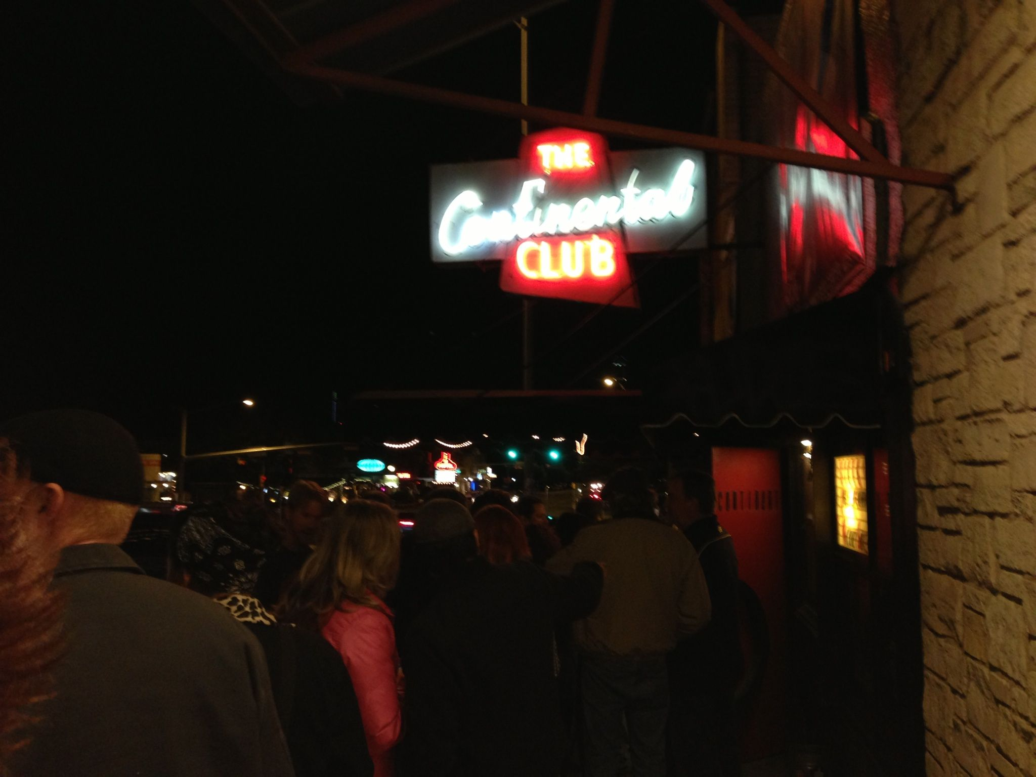 Rated One Of The Top Music Venues In The Country The Continental