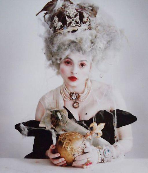 Helena Bonham Carter by Tim Walker