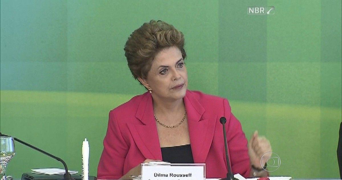 Dilma admite erro do governo em 2014 na percepção da economia