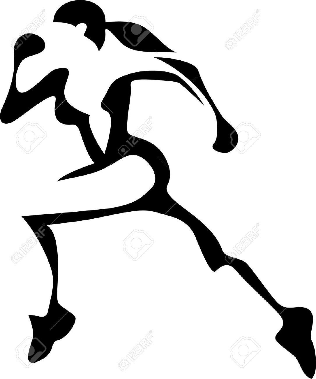 Symbole course pied recherche google croquis - Dessin de course a pied ...
