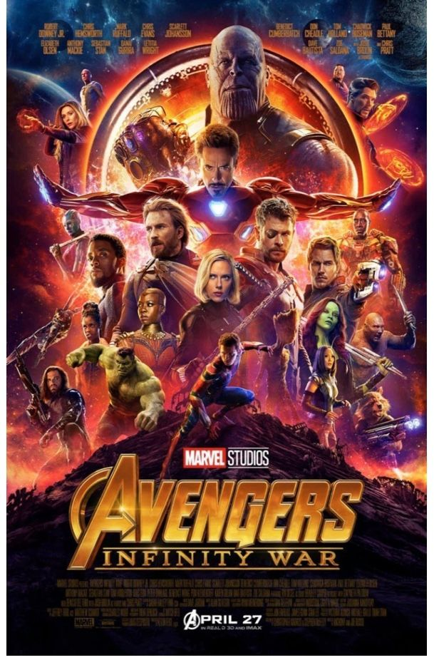 Wow, how many of these pictures are there? Avengers movies