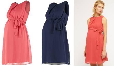New Look Fiona Vestido Informal Mid Pink ropa premama Vestido Pink New Mid  look informal Fiona 2c13f5c5647c