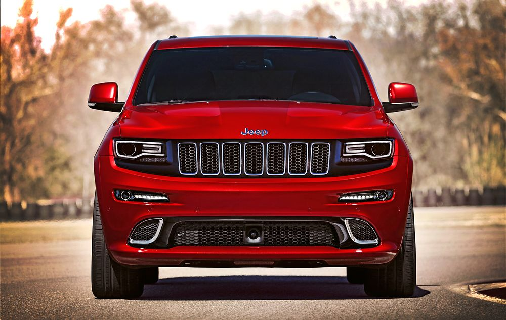 Code Name: Trackhawk. Is This The Next Jeep Grand Cherokee Marque To Slip  Into The Jeep Market?