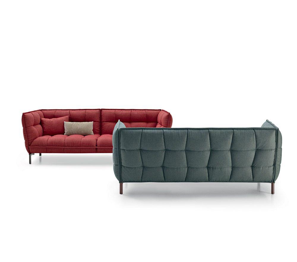Divano Letto Bb Italia.Husk Sofa By Patricia Urquiola For B B Italia Design Divano