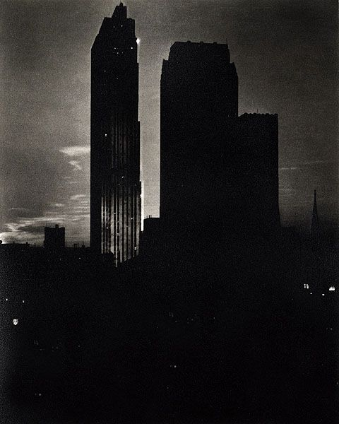 Rockerfeller Plaza, 1935