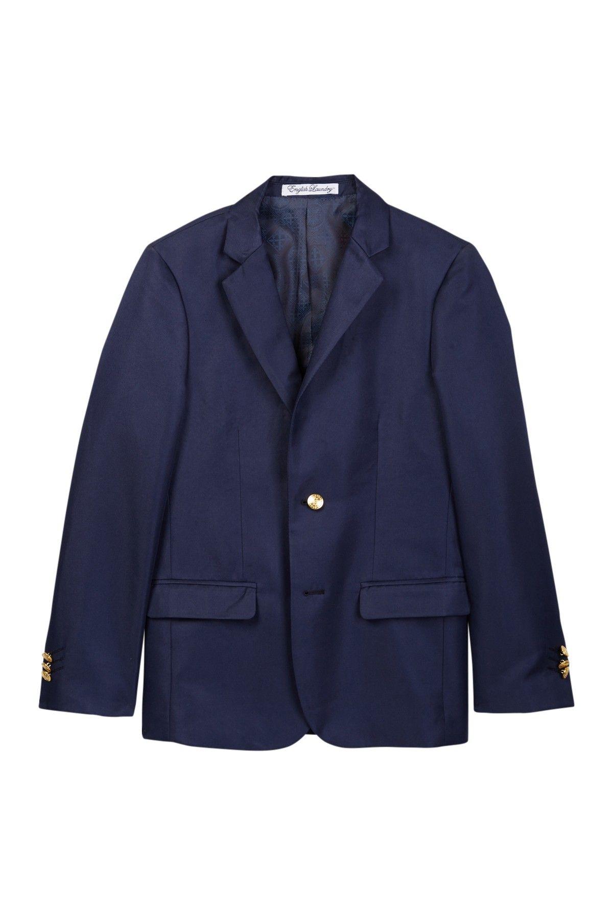 English Laundry Blazer Jacket Big Boys Jackets Blazer Jacket