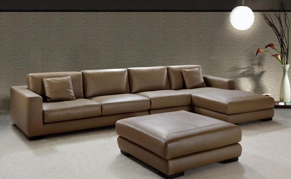 Modern sectional sofas and corner couches in toronto for Modern sectional sofa ottawa