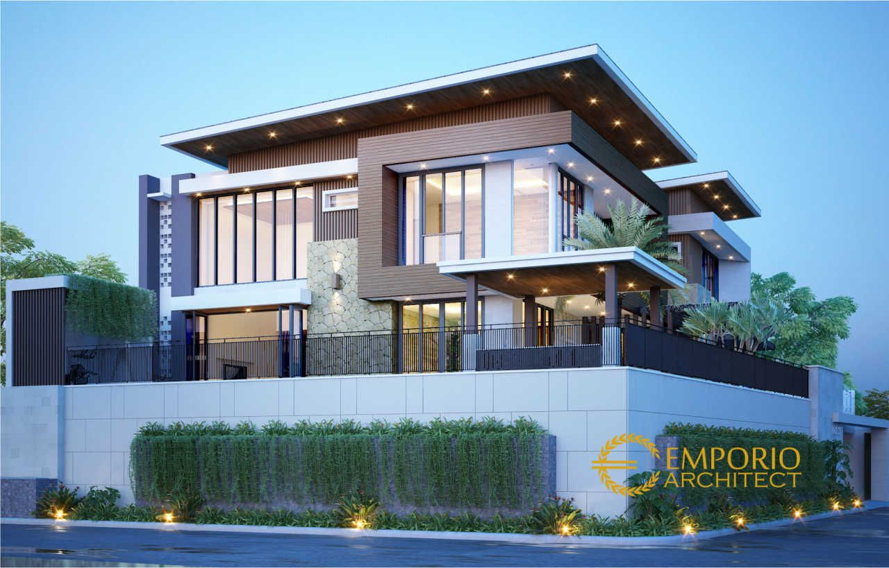 Mr Bayu Private House Design Jakarta In 2020 House Designs Exterior Architect House House