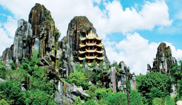 Marble Mountain - Da Nang - Vietnam
