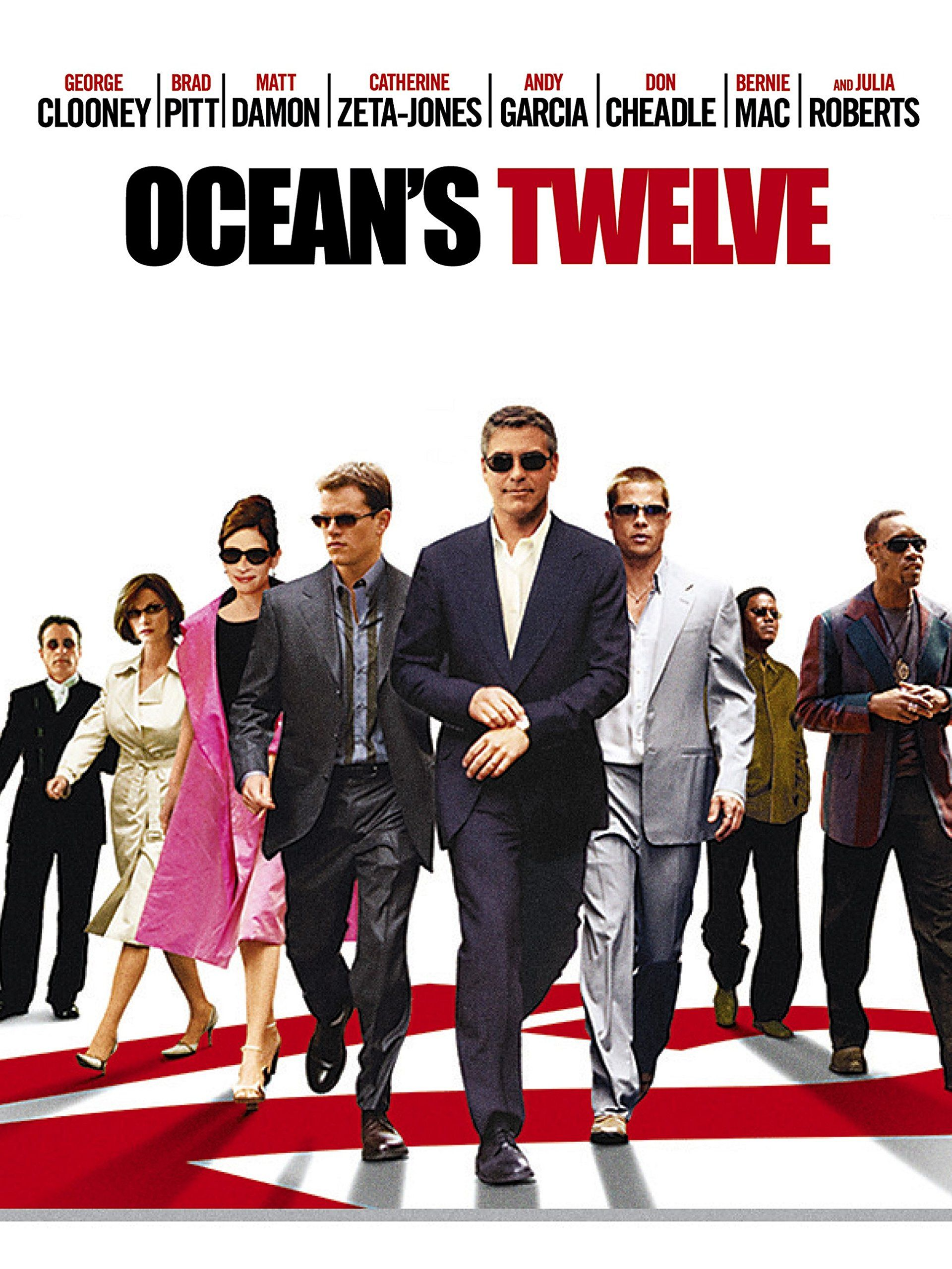 Oceans 12 Stream German