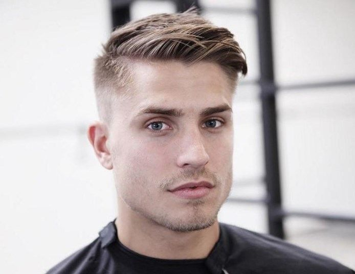 Short Hairstyles For Guys 2017