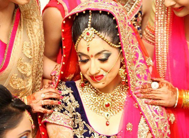 Mehndi Makeup Artist : Best professional makeup artists in delhi ncr bridal makeover