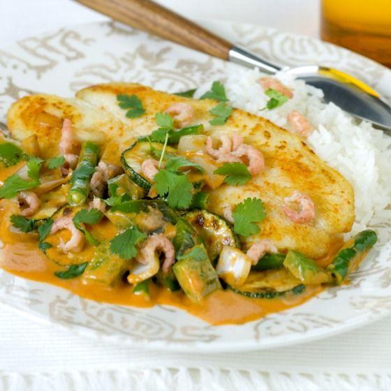 Vis met Thaise Curry