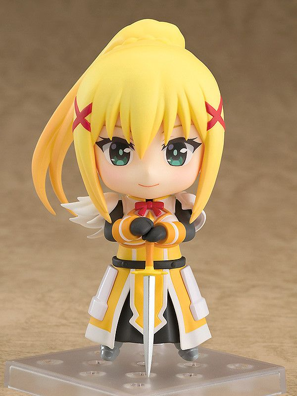 2 Megumin non-scale ABS /& PVC painted Nendoroid blesses in this wonderful world
