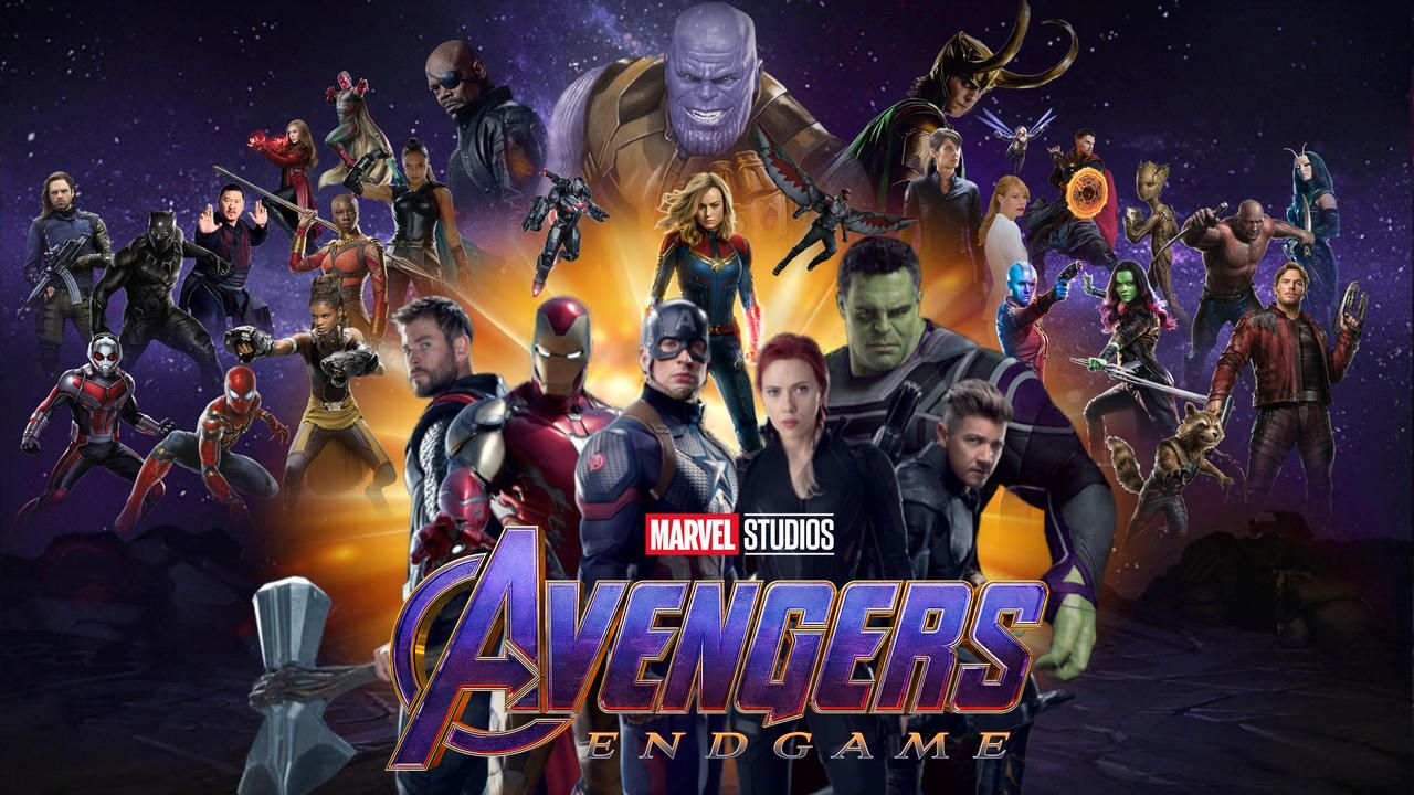 Avengers Endgame Desktop Wallpaper Hd By Joshua121penalba On Deviantart Avengers Pictures Avengers Avengers Imagines