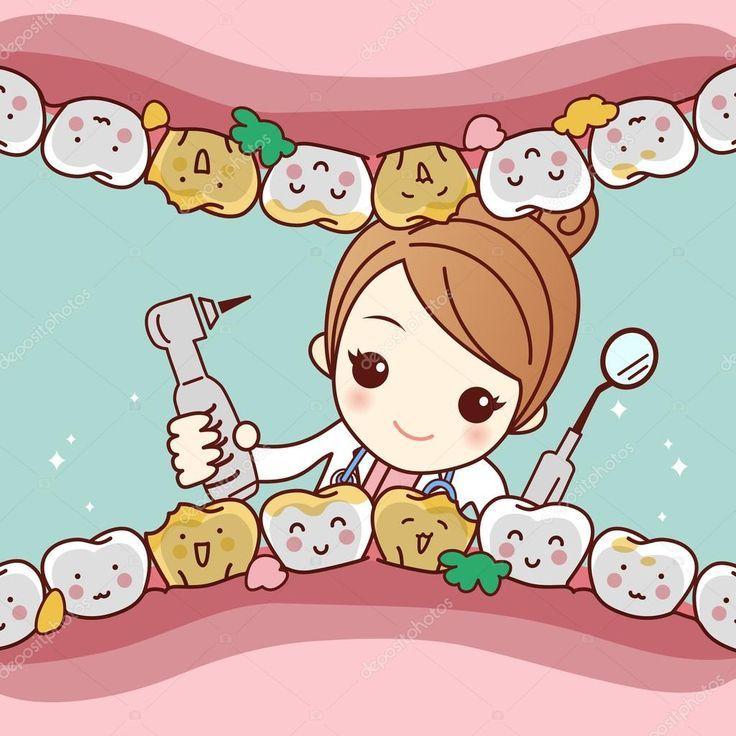 Kinderzahnarzt Milchzahne Cuidado Dental Dentista Odontologo