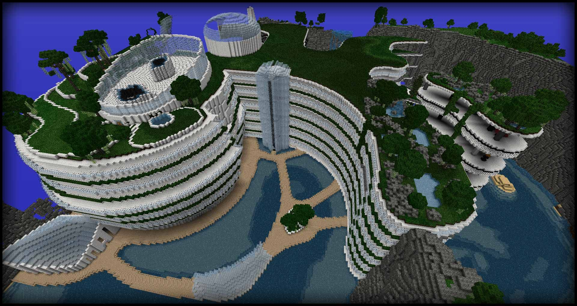 Minecraft Construction