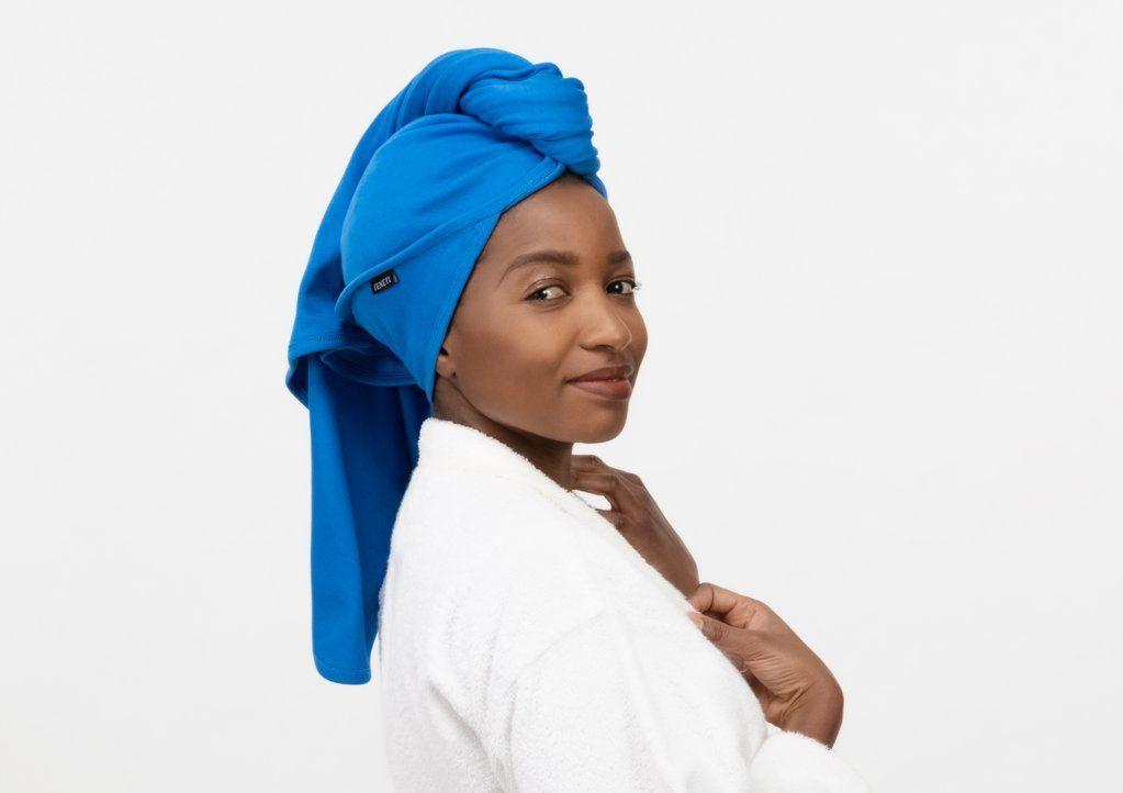Shetowel A Natural Hair Towel Designed For Coils Curls