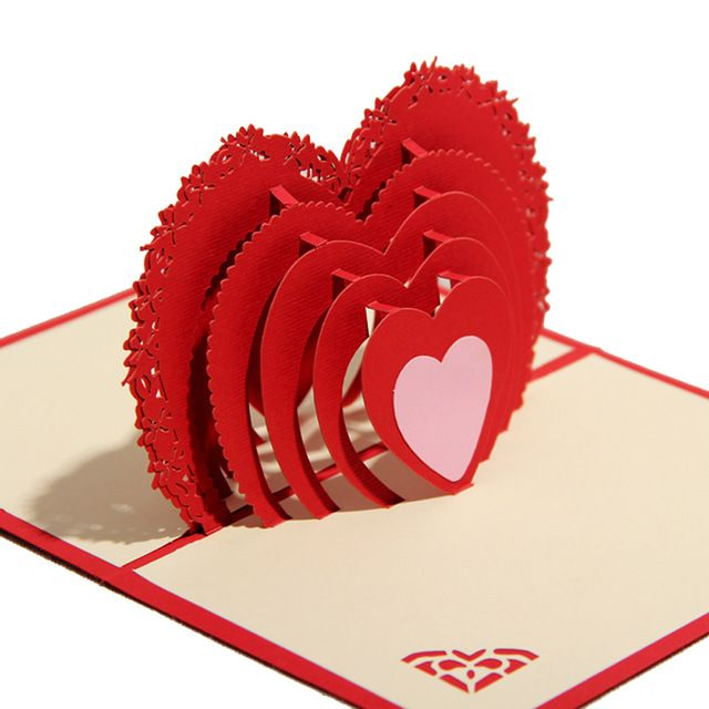Valentines day cards paper cut engraving 3 d card business card valentines day cards paper cut engraving 3 d card business card colourmoves