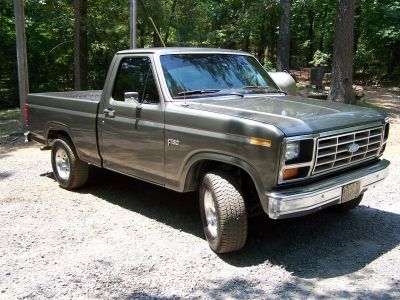 Ford Reviews 1984 Ford F 150 Review What My Car Worth 1984