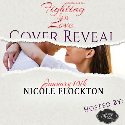 Cover Reveal: Fighting for Love (The Elite: Book Three) by Nicole Flockton   Title: Fighting for Love Series: The Elite: Book Three Author: Nicole Flockton Genre: Adult Sports Romance Coming: January 24 2017  Brooke King has always dreamed of winning gold. With the Rio Games finished and no gold hanging around her neck shes more determined than ever to do whatever is needed to win including going solo and moving to another country for a shot with a new diving coach. The last person she…