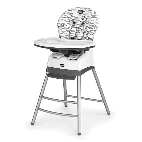 Chicco Stack 3 In 1 Highchair Oyster Baby High Chair High Chair Chair