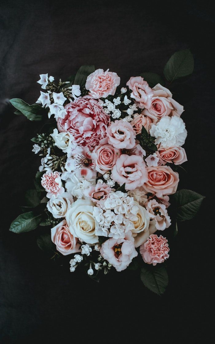 1001 + images pour un fond d'écran fleur magique   Image bouquet de fleurs, Photo bouquet de ...