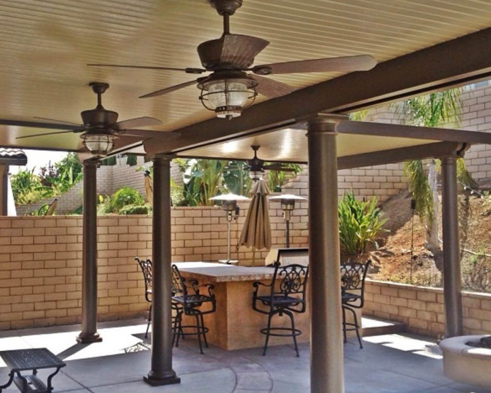 Diy Alumawood Patio Cover Kits Solid Attached Patio Covers In 2020 Covered Patio Design Diy Patio Cover Backyard Patio Designs