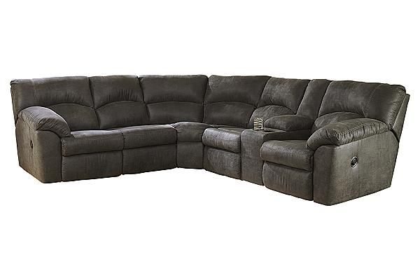 Ashley Furniture Reclining Sectional Ashley Furniture Sectional
