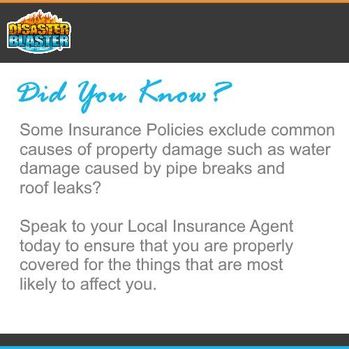 Homeowners trust that their home insurance is going to be ...