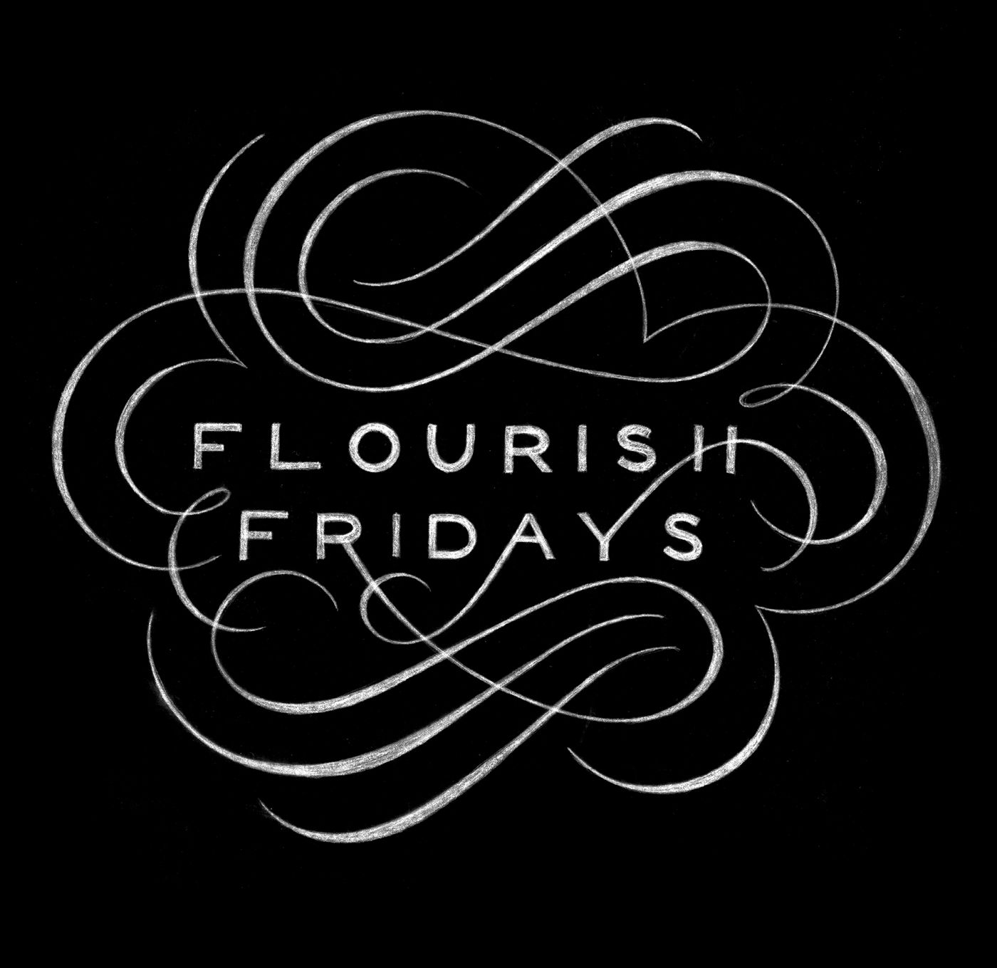 Flourish Fridays on Behance