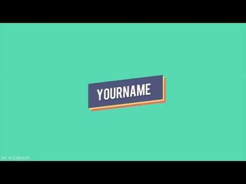 top 10 free 2d outro templates - blender, sony vegas, adobe after, Powerpoint templates
