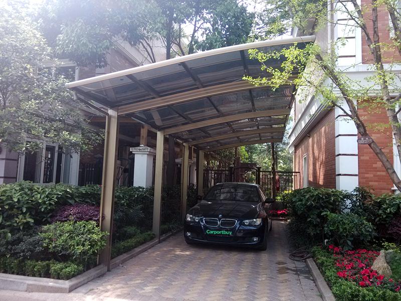 Aluminumcarportbeautiful House with porch, Pergola