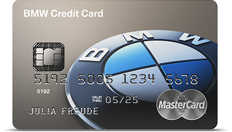 Card holders can login to their BMW card account and
