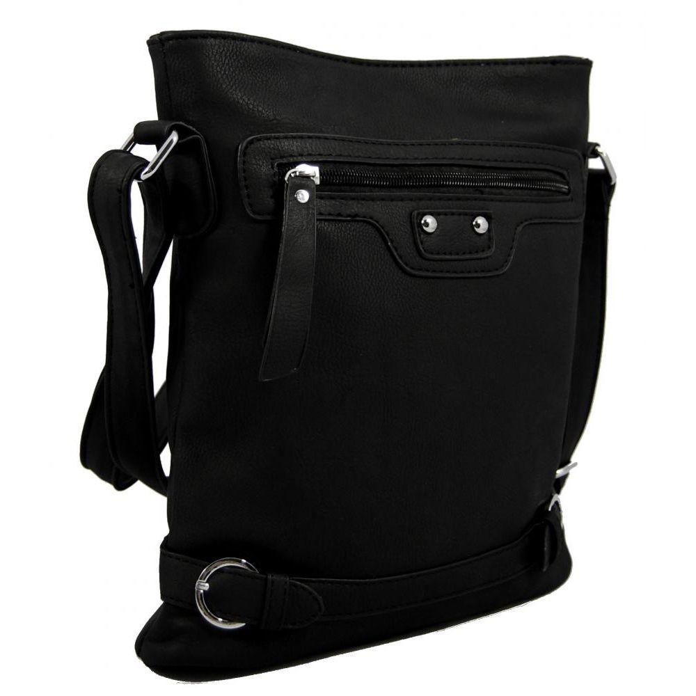 Dámská kabelka crossbody Sun-bags S0710 černá  bc2935966c5
