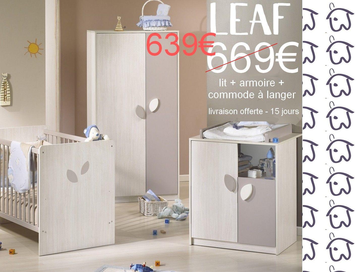 Chambre De B B Vente Mobilier Lit Tour De Lit Pour B B  # Sauthon Meubles