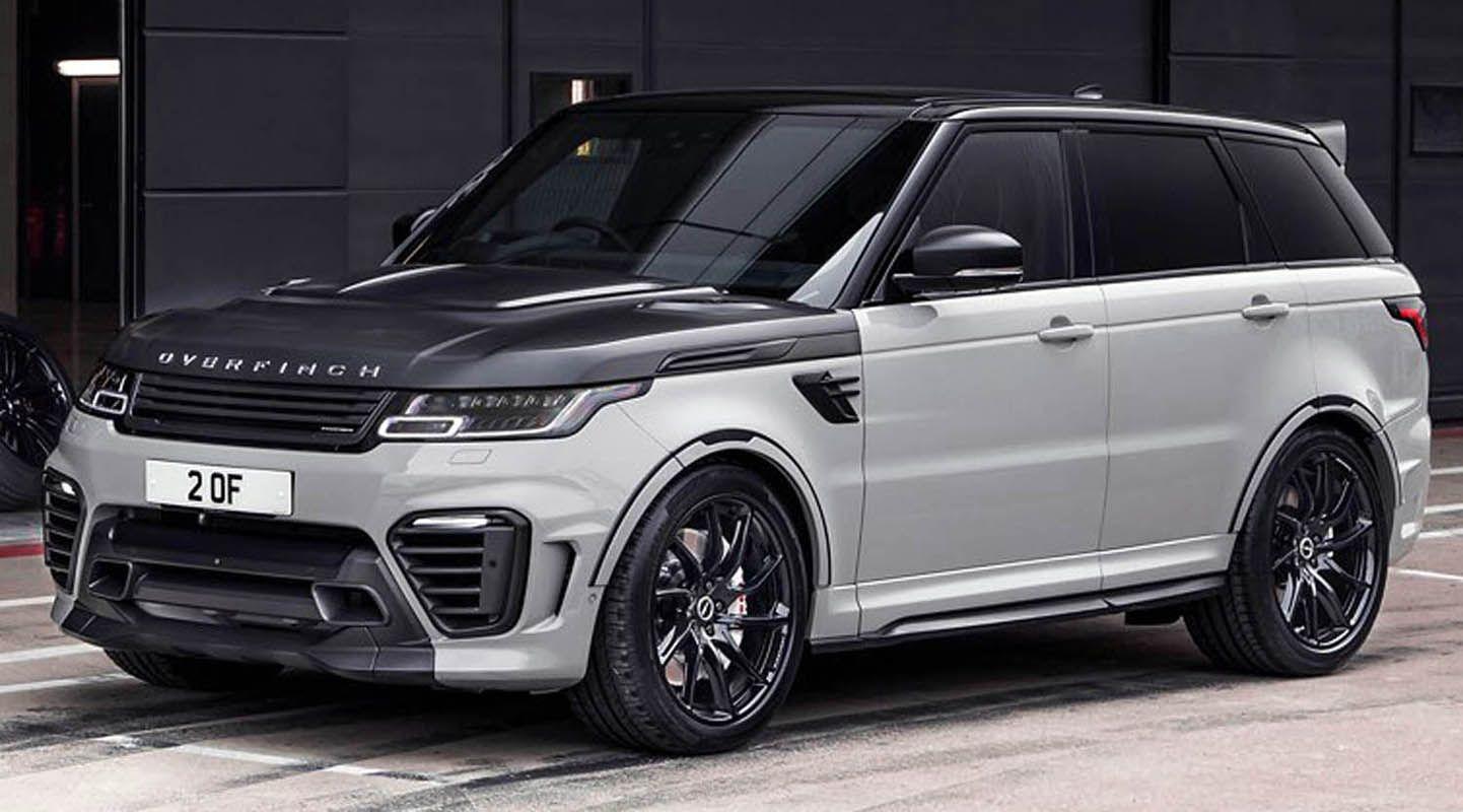 رانج روفر سوبرسبورت 2019 النسخة المعدلة من أس في آر بتوقيع أوفرفينش موقع ويلز Range Rover White Range Rover Range Rover Sport