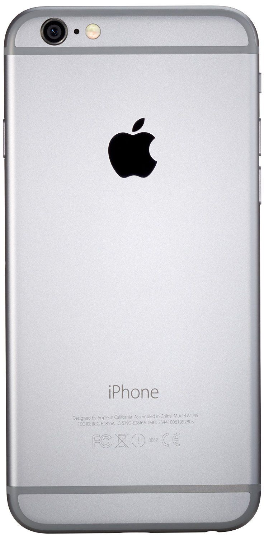 Apple iPhone 6 Unlocked Cellphone, 64GB, Space Gray
