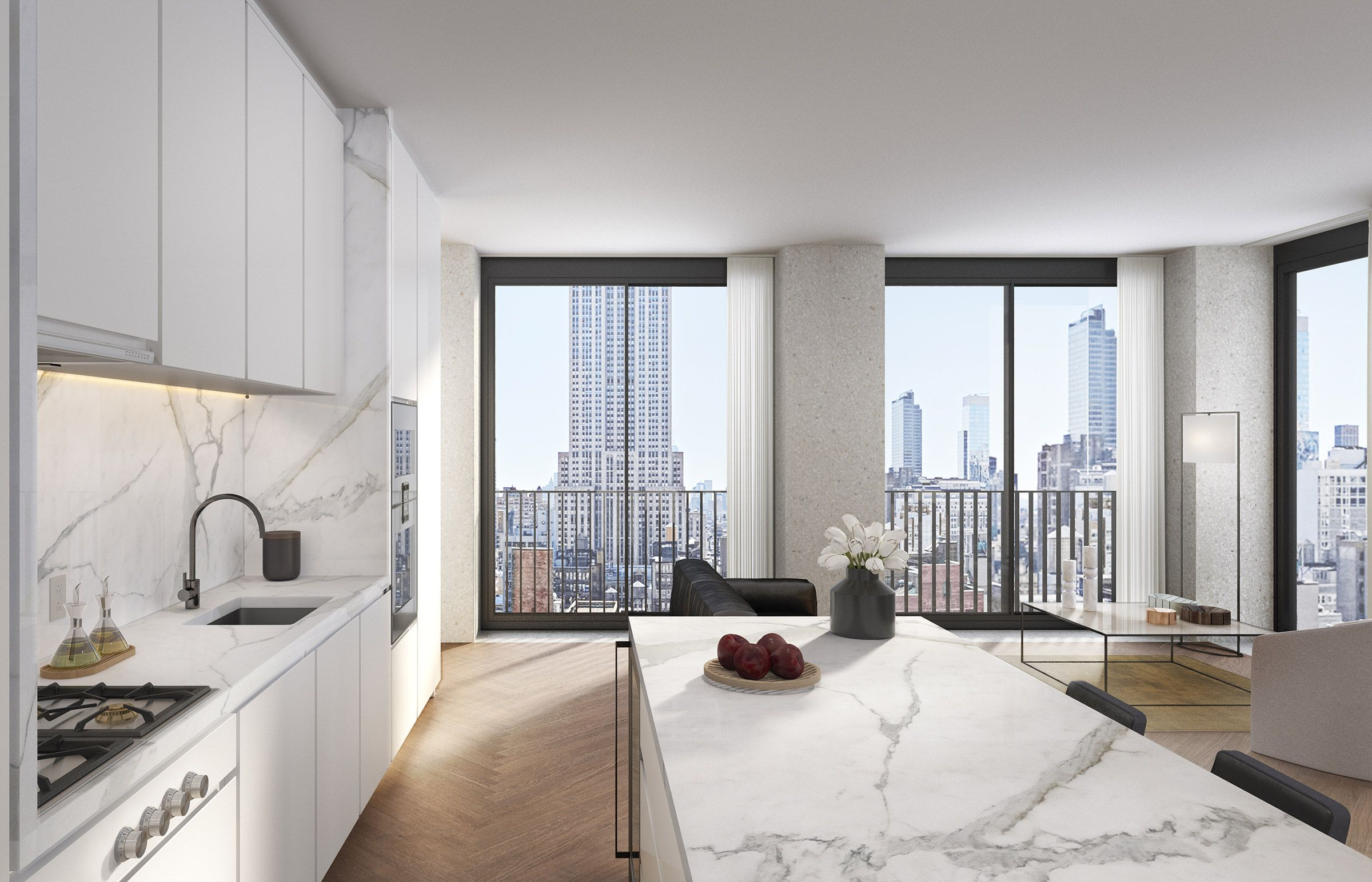 The Bryant Residences by David Chipperfield Architects in New York ...