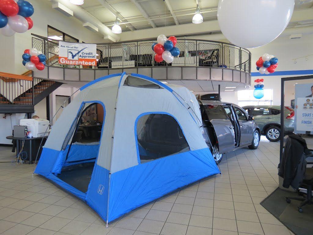 Honda Odyssey Tent & Honda Odyssey Tent | Off we go! | Pinterest | Honda odyssey Honda ...