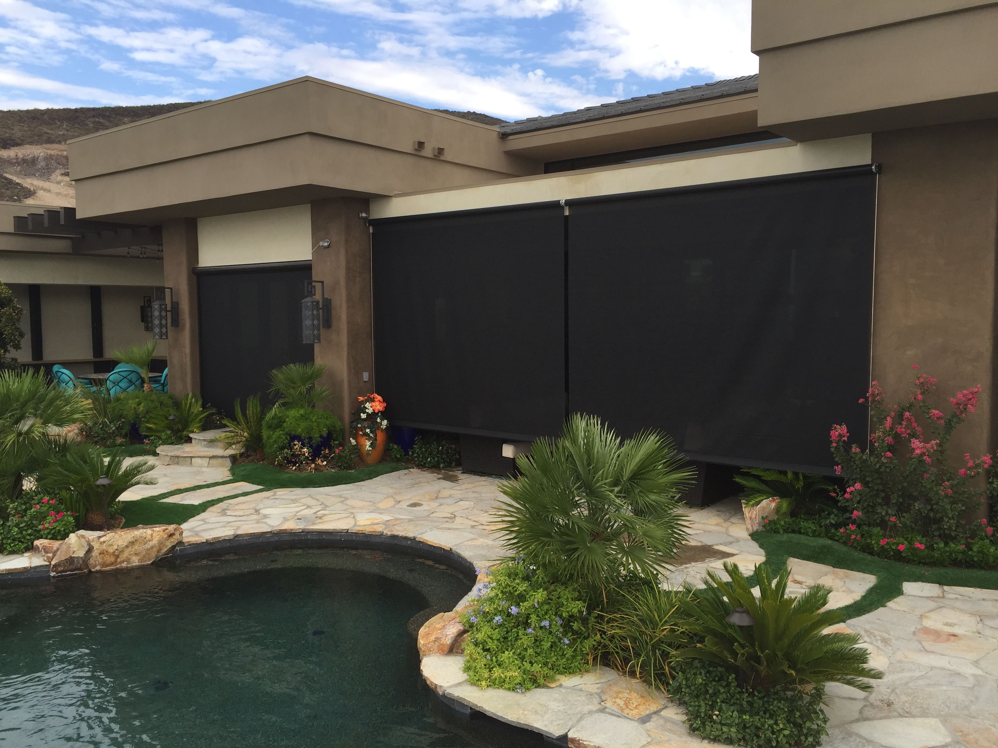 retractable screen patio. Make A Statement With Retractable Screen Combo! Patio