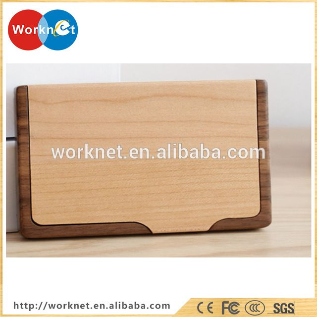 Wholesale shenzhen factory cheap price walnut woodcherry wood wholesale shenzhen factory cheap price walnut woodcherry wood business card case wooden name reheart Images
